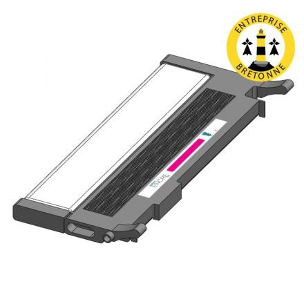 Toner HP 641A - Magenta compatible