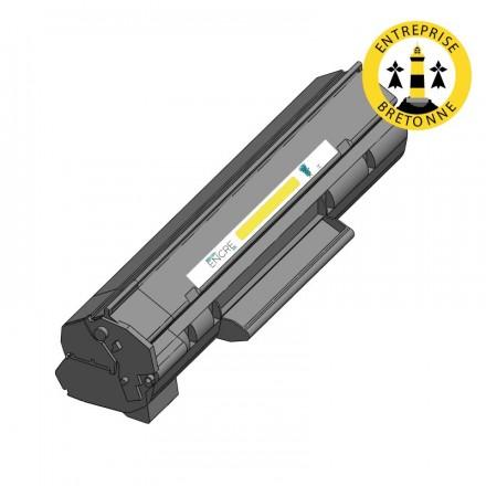 Toner HP 128A - Jaune compatible