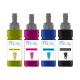 Recharge encre Pack EPSON T6645 - Noir et Couleurs compatible