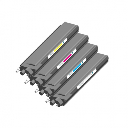 Pack BROTHER TN900 - 4 toners compatible