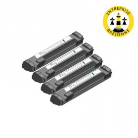 Pack BROTHER TN1050 x4 - Noir compatible