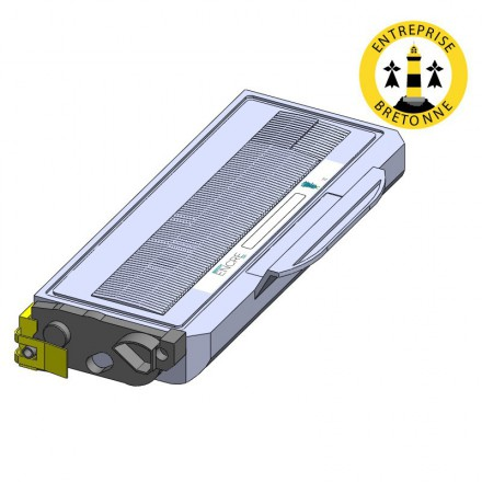 Toner BROTHER TN3230 - Noir compatible