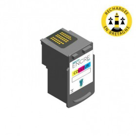 Cartouche CANON CL-511 - 3 couleurs compatible