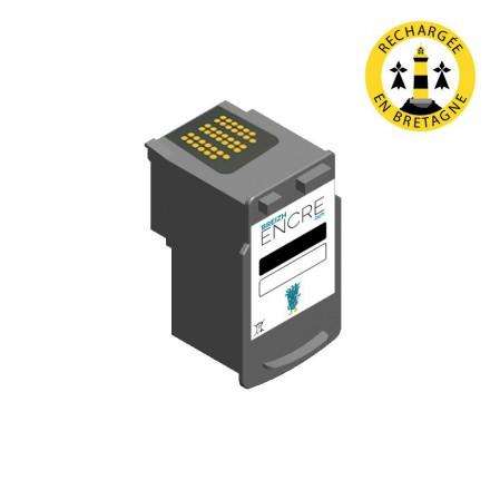 Cartouche CANON PG-512 - Noir compatible