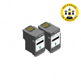 Pack CANON PG-540 x2 - Noir compatible