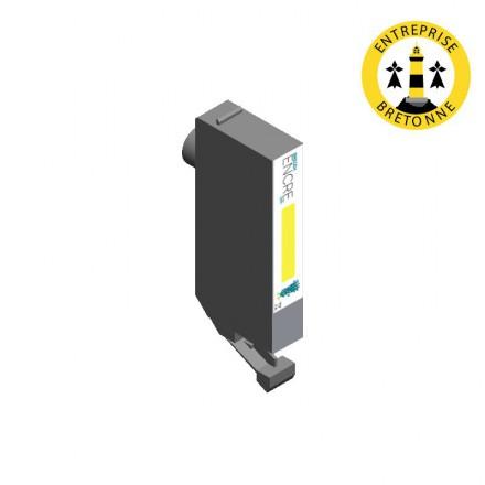 Cartouche CANON CLI-521Y - Jaune compatible