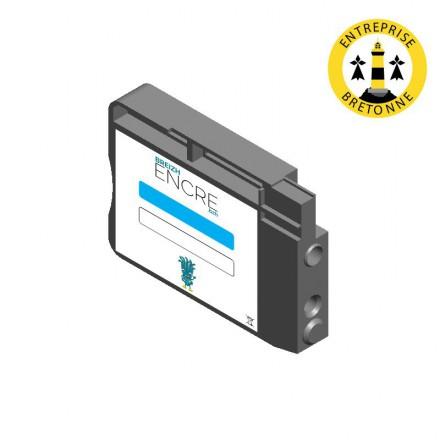 Cartouche CANON PGI-1500XL C - Cyan compatible