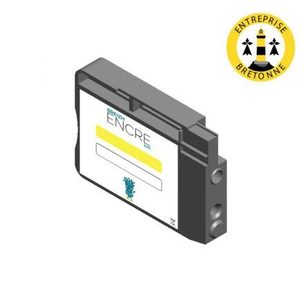 Cartouche CANON PGI-2500XL Y - Jaune compatible
