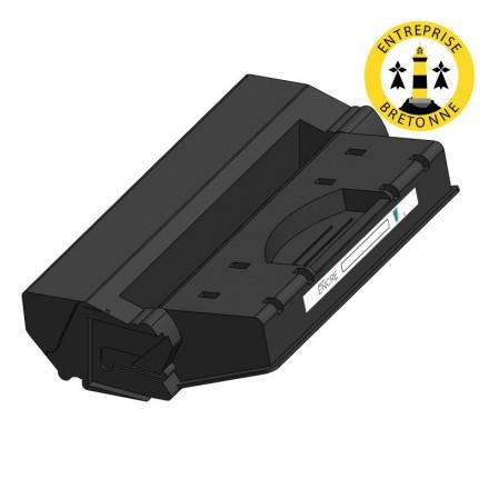 Toner CANON 724 - Noir compatible
