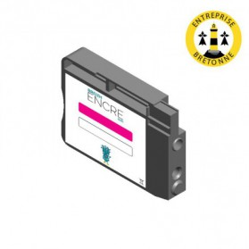 Cartouche BROTHER LC970M - Magenta compatible