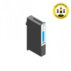 Cartouche DELL 592-11808 - Cyan compatible