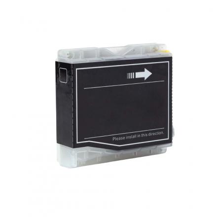 Cartouche BROTHER LC970BK - Noir compatible