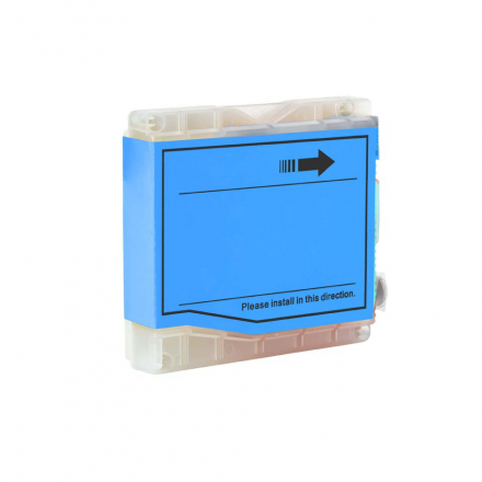 Cartouche BROTHER LC970C - Cyan compatible