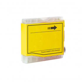 Cartouche BROTHER LC1000Y - Jaune compatible