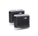 Pack BROTHER LC1000BK x2 - Noir compatible