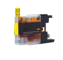 Cartouche BROTHER LC1220Y - Jaune compatible