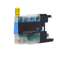 Cartouche BROTHER LC1280XLC - Cyan compatible