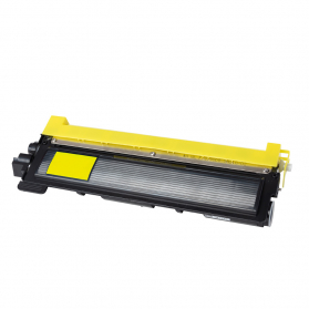 Toner BROTHER TN130Y - Jaune compatible