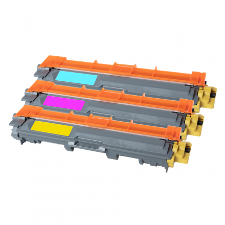 Pack BROTHER TN245 - 3 toners compatible