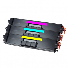 Pack BROTHER TN320 - 3 toners compatible