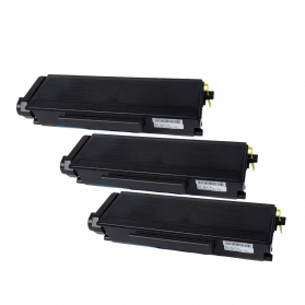 Pack BROTHER TN3280/3230 x3 - Noir compatible
