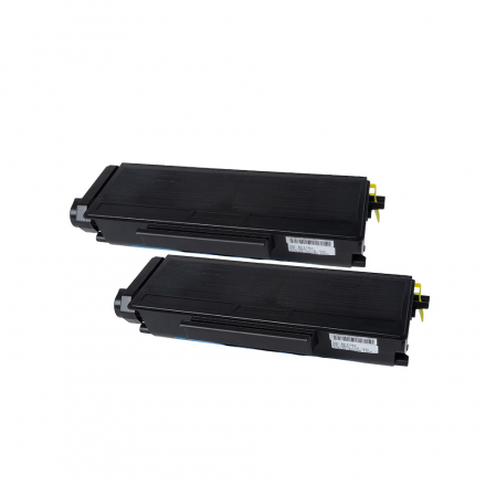 Pack BROTHER TN3380/3330 x2 - Noir compatible