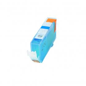 Cartouche CANON CLI-8C - Cyan compatible
