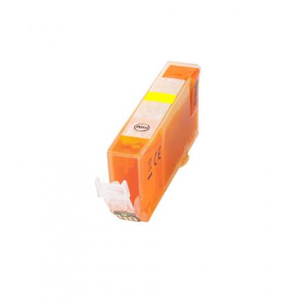 Cartouche CANON CLI-8Y - Jaune compatible