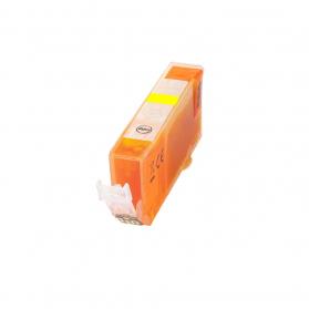Cartouche CANON CLI-526Y - Jaune compatible