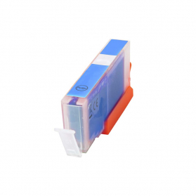 Cartouche CANON CLI-551C XL - Cyan compatible