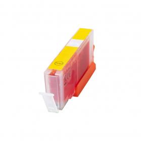Cartouche CANON CLI-551Y XL - Jaune compatible