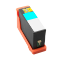 Cartouche DELL 592-11808 - Cyan compatible