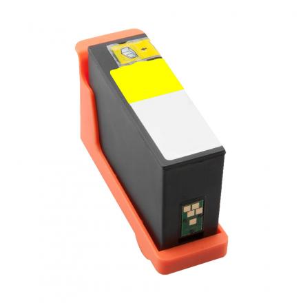 Cartouche DELL 592-11810 - Jaune compatible