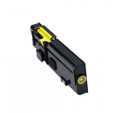 Toner DELL 593-BBBR - Jaune compatible