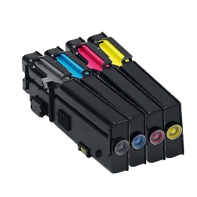Pack DELL 593-BBBU - 4 toners compatible