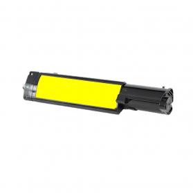 Toner DELL 593-10066 - Jaune compatible