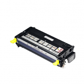 Toner DELL 593-10168 - Jaune compatible