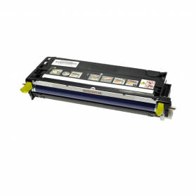 Toner DELL 593-10295 - Jaune compatible