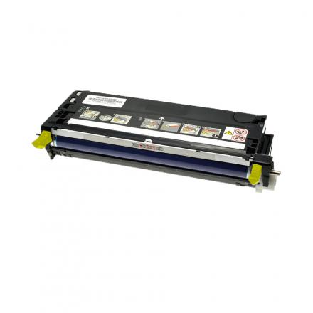Toner DELL 593-10295 - Jaune compatible