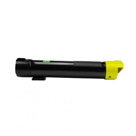 Toner DELL 593-10924 - Jaune compatible