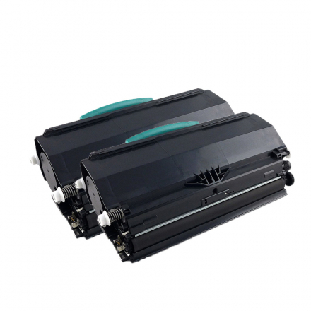 Pack DELL 593-10839 x2 - Noir compatible