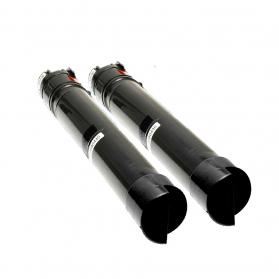 Pack DELL 593-10873 x2 - Noir compatible