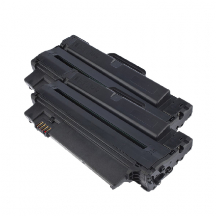 Pack DELL 593-10961 x2 - Noir compatible