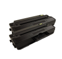 Pack DELL 593-11109 x2 - Noir compatible