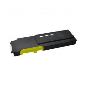 Toner DELL 593-11120 - Jaune compatible
