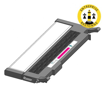Toner DELL 593-11117 - Magenta compatible