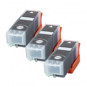 Pack EPSON 26 XL x3 - Noir compatible