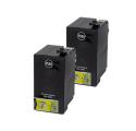 Pack EPSON 27 XL x2 - Noir compatible