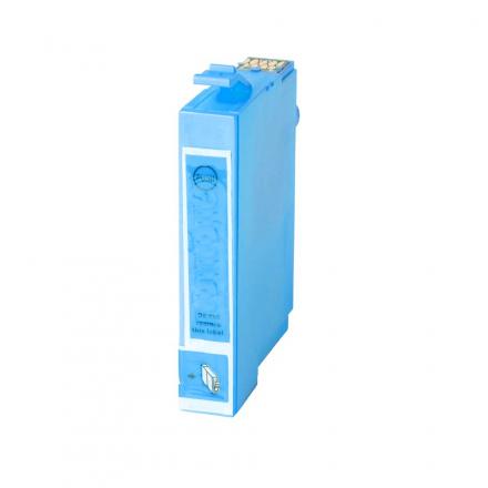 Cartouche EPSON 27 XL - Cyan compatible
