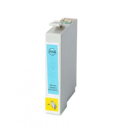 Cartouche EPSON T0485 - Cyan clair compatible
